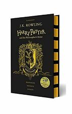 Harry Potter and the Philosopher's Stone - Hufflepuff Edition - Book
