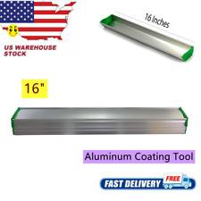 16 Emulsion Scoop Coater Silk Screen Printing Aluminum Coating Tool Hot Sale