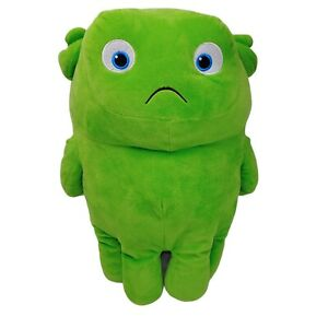 Dreamworks Home Green Alien Plush Soft Stuffed Toy Washed and Clean 37cm 2015