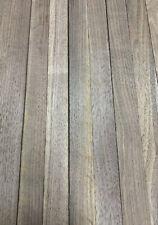 "Beautiful! 12 Boards Black Walnut Lumber Dried Size: 3/4""x 2""x 18"" DIY Wood"
