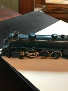 Mantua HO Train Engine Coal Car Baltimore And Ohio # 5322 Vintage 1960s Set