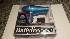 Babyliss Pro Nano Titanium 2000W Ionic Hair Dryer New Blow Dryer
