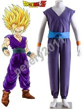 Dragon BallZ Son Gohan Piccolo Daimao Fighting Cosplay Costume Cos Custom-made