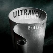 Brilliant by Ultravox (Vinyl, Oct-2012, 2 Discs, EMI)