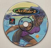 PS1 Game - Jet Rider 2 - Disc ONLY Original Playstation 1 PAL Black Label