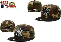 New York Yankees New Era 59FIFTY Fitted Cap-5950 Army, MLB Official, Special