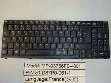 Clavier FR Chicony MP-03756F0-4301