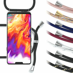 LG G7 Thinq / G7 One Case Chain With Band Mobile Case Silicone Case