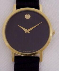 Movado Museum  Armbanduhr  90 er Jahre