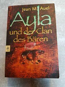 Ayla und der Clan des Bären. - Jean M. Auel