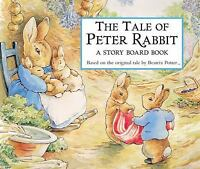 Peter Rabbit: The Tale of Peter Rabbit Story Board Book by Beatrix Potter...