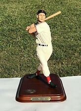 Danbury Mint Ted Williams Boston Red Sox Baseball All Star Figurine