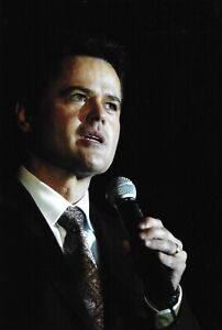 Donny Osmond's brother Tom selling Poster of Donny