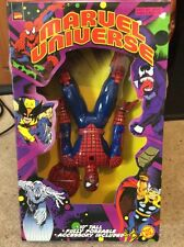 """Totalmente Poseable Spiderman Marvel Universe 10"""" Nuevo Y En Caja"""