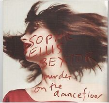 SOPHIE ELLIS BEXTOR murder on the dancefloor FRANCE CD SINGLE new neuf