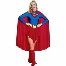 Brand New Superwoman Costume Sexy Fancy Dress Up Superhero Supergirl D2005B  sc 1 st  eBay & Superwoman Costumes for Women | eBay
