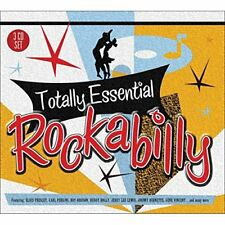 Totally Essential Rockabil - Totally Essential Rockabilly [CD]