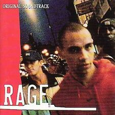 Rage CD (UK) soundtrack Mark B Dance Electronica sealed new Swollen Members
