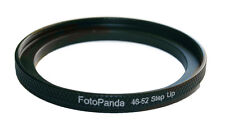 Sonia Aluminium 46mm to 52mm 46 52 Step Up Filter Ring Stepping Adapter