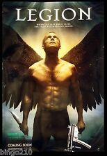 LEGION ORIGINAL 2010 1 SHEET POSTER PAUL BETTANY DENNIS QUAID GLOSSY