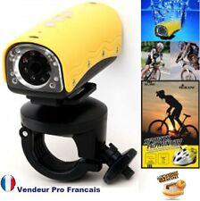 Camera Sport étanche Waterploof Vidéo HD 1280x720P Velo VTT BMX Moto Cross Quad