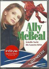 Ally McBeal  X-Mas Mini Movie 2 NEU OVP Sealed