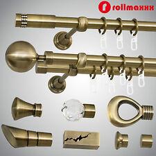 Rollos gardinen vorh nge sonstiges zubeh r im antik stil g nstig kaufen ebay - Gardinen wandhalter ...