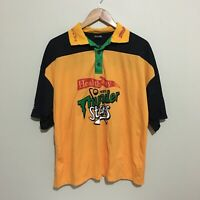 Paul Gaudoin #10 Perth Thundersticks Vintage Hockey Jersey Shirt Mens XL