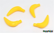 Lego 4x Banane Gelb Yellow Banana 33085 Neuware New
