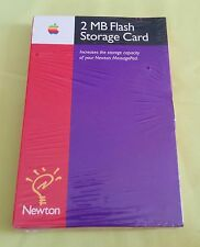 Original and Sealed ,New in Box ,2MB Flash storage card Apple Newton MessagePad