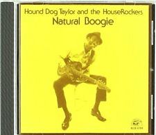Hound Dog Taylor and The Houserockers - Natural Boogie [CD]