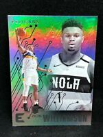 2019-20 Zion Williamson Panini Chronicles Essentials Rookie Card RC #210