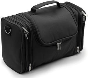 IGNPION Large Wash Bag Hanging Toiletry Bag Make Up Bag for Business Travel and