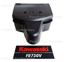 AIR FILTER COVER W/ LABEL, MOST KAWASAKI FR730V, 24HP, 726cc ENGINES, 12A0+12D4