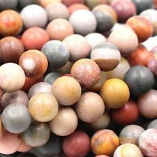 Agate Round Loose Stone Beads
