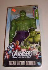 "Hasbro Target Marvel Avengers HULK Hero Series Comic Book Figure NEW MIB 12"""