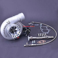 "Kinugawa Billet Turbo 4"" Cover TE06H-25G 12cm T3 / Adjustable Internal Actuator"