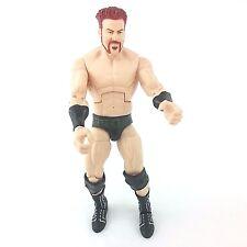 MATTEL Sheamus Elite WWE wrestling action figure WWF 2011 Irlandese Da Guerriero Celtico