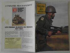 La Gazette des Armes n°91- 1981 - Révolver Manurhin Armes blanches Mousqueton