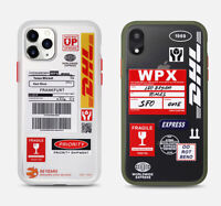 DHL WPX Phone Cover Case For iPhone 11 Pro Max XS XR 8 7 Plus