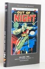 OUT OF THE NIGHT Volume 2 Issues 7-12 1953 American Comics Group ACG Pulps NEW