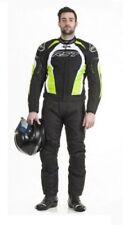 Blousons verts RST pour motocyclette Homme