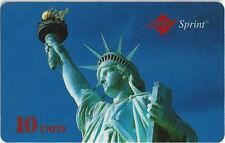 TK Telefonkarte/phonecard Sprint 10u Liberty