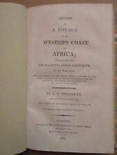 SPILSBURY : VOYAGE TO THE WESTERN COAST OF AFRICA / SHEERAZ / POLAND, 1807.