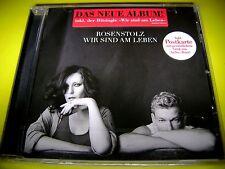 ROSENSTOLZ - WIR SIND AM LEBEN | LTD AUSTRIA EDITION + POSTKARTE MIT Gruß / OVP