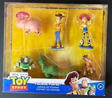 Disney Pixar Toy Story 6 Piece Figurine Playset DISNEY COLLECTION NEW NRFP