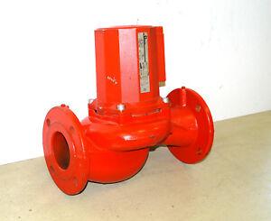 Riotec KSB 80-1/10 Umwälzpumpe / Heizungspumpe 2004251| 230 V | 50 Hz | PN 6