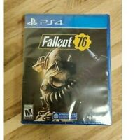 Fallout 76 for Sony PlayStation 4 PS4   BRAND NEW SEALED PACKAGE!!