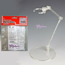 Obitsu 1/12 to 1/6 bjd Figure Multi Doll Stand Clear (Made in Japan) MLST-A01C