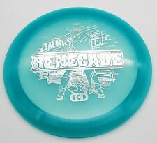 New - Dynamic Discs Limited Edition Lucid Renegade Blue 173g Silver stamp